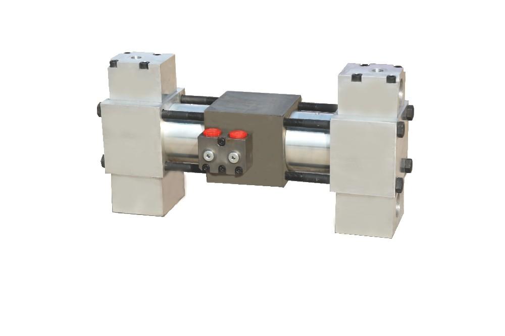 HDF-SY贝博驱动双液同步注浆泵