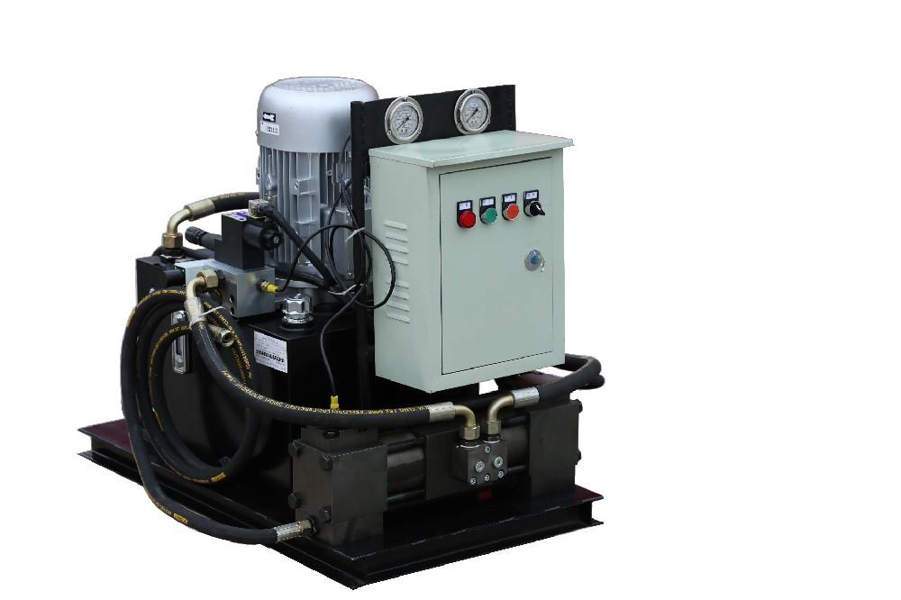 HPW-J二氧化碳爆破管加注泵