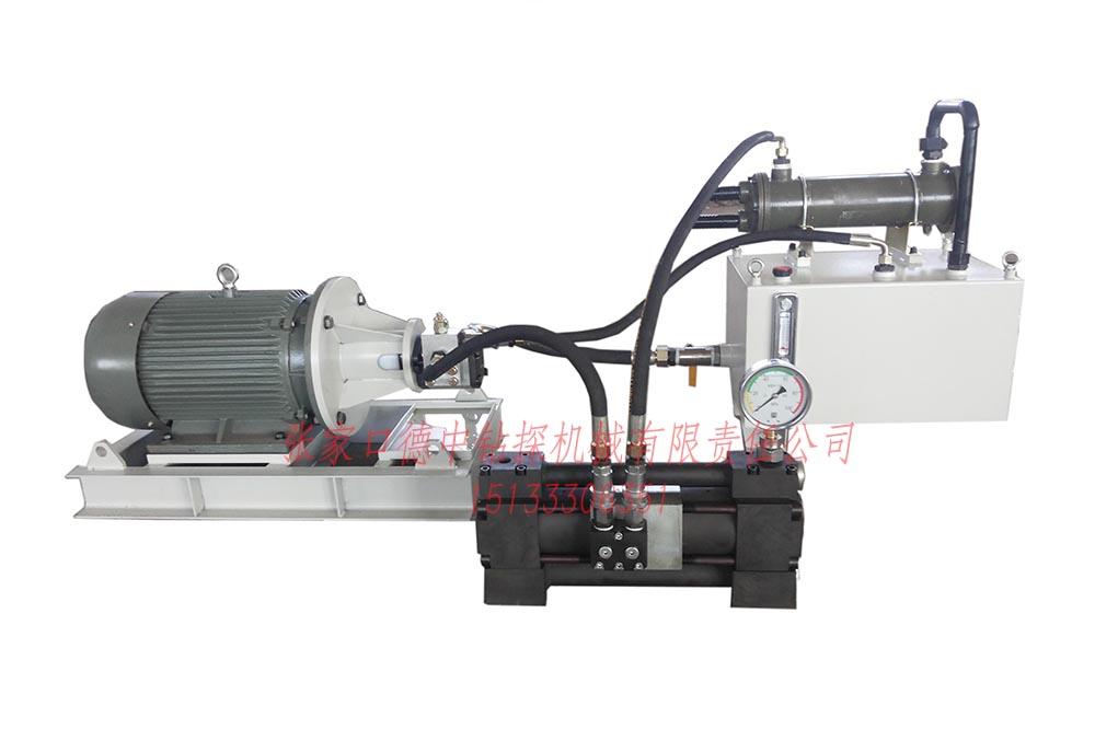 带动力系统模块式注浆泵