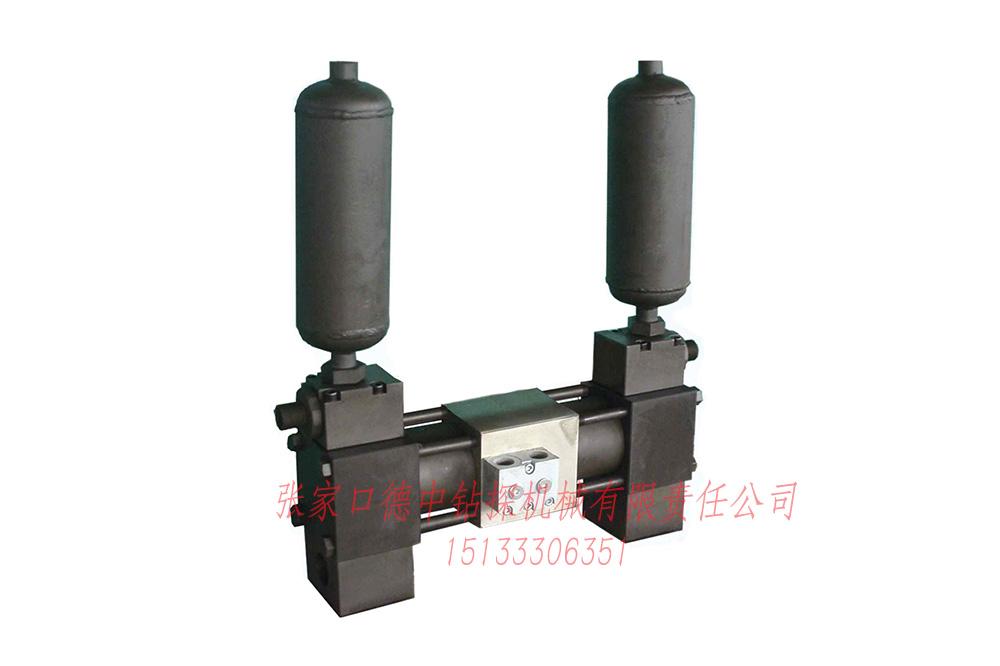 HDF-SY贝博驱动双液注浆泵