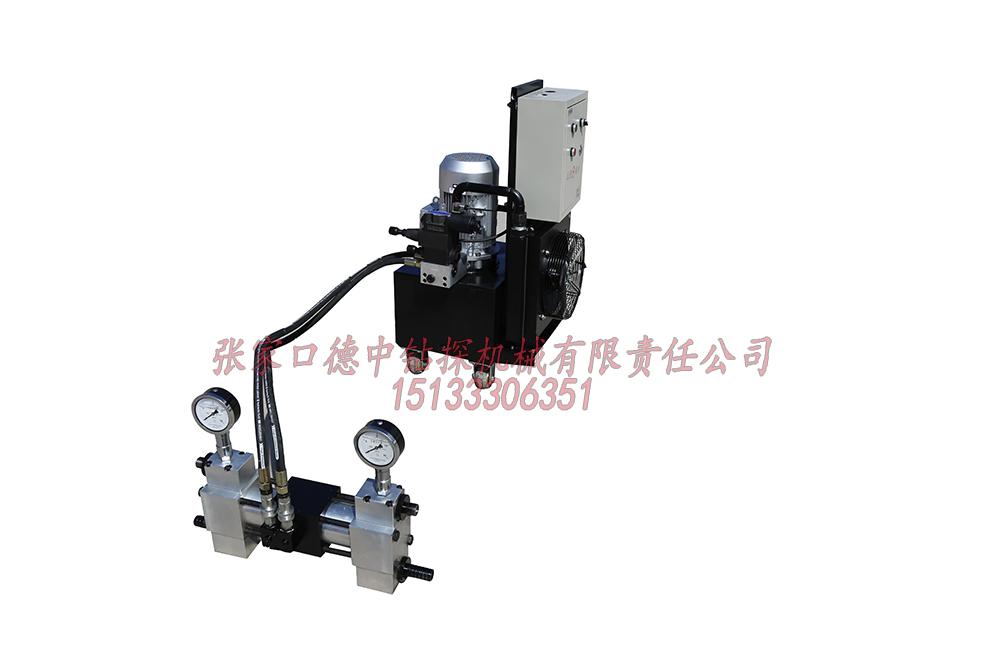 贝博双液同步注浆泵-HDF-SY系列